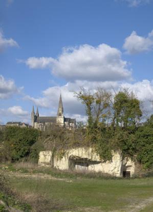 L'étonnante église du Puy-Notre-Dame